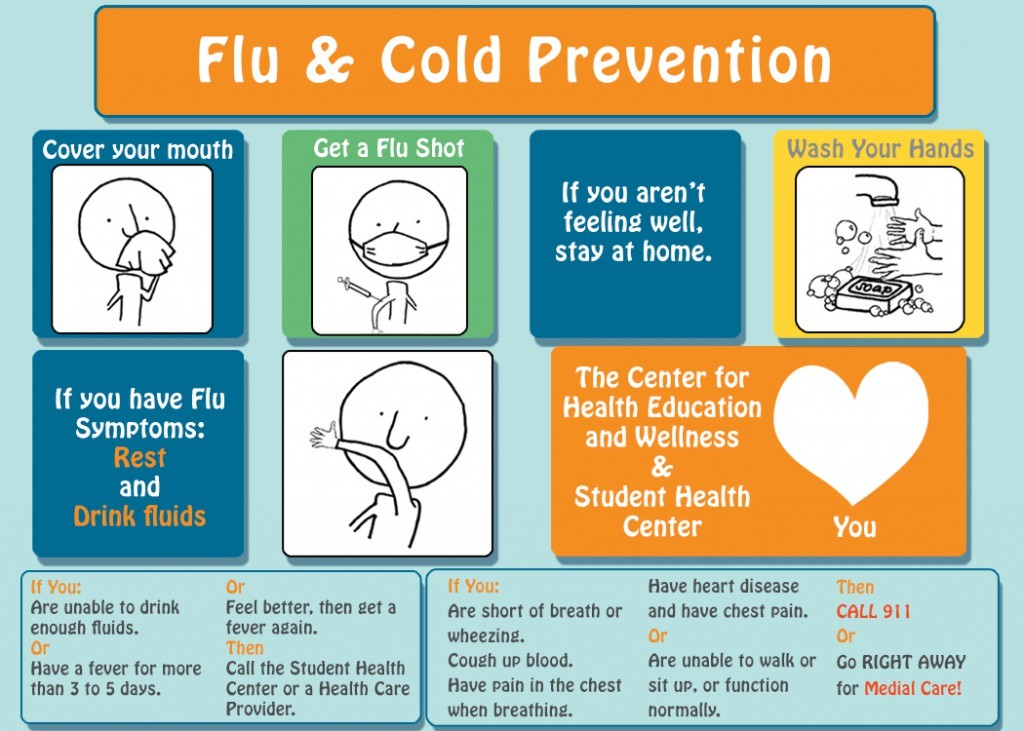Common Cold or Influenza